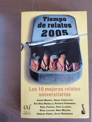 Tiempo de relatos 2005