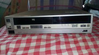 Grabador y reprodctor V H S. coleccion.
