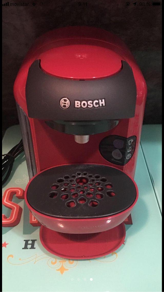Cafetera Bosch Tassimo