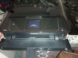 impresora wifi escaner canon