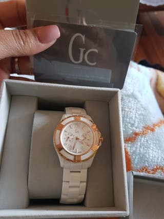 46eb3a678e25 Reloj Guess collection de segunda mano en WALLAPOP