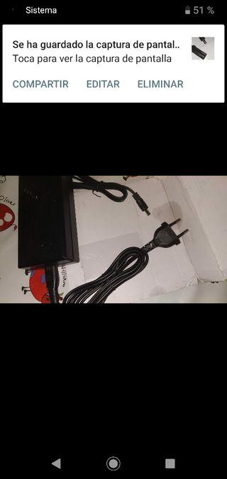Cargador nuevo bici eléctrica YT- 45520 P