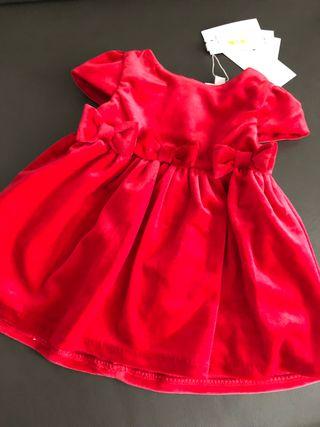 Vestido Fiesta bebé