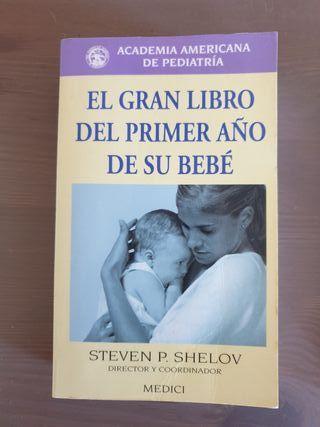 El gran libro del primer año del bebé.