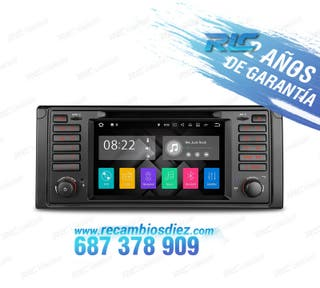 RADIO NAVEGADOR ANDROID 7.1 BMW SERIE 5