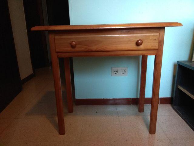 Mesa cocina antigua de segunda mano por 10 € en Palma de ...