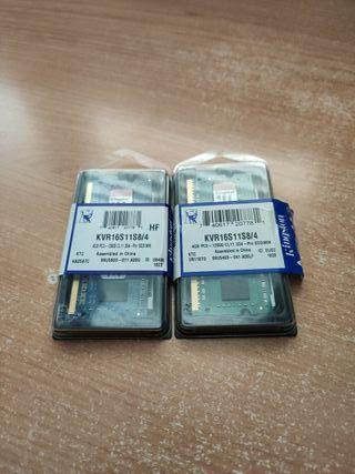8gb ram 12800 cl11 SODIMM