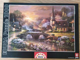 puzzle paisaje
