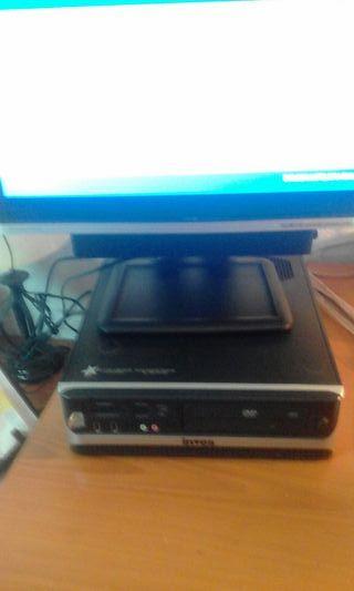 """Ordenador Intel Core Duo y monitor LG Flatron 17"""""""
