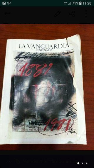 Revista La Vanguardia. Centenario.