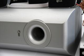 REPRODUCTOR DE DVD LG LH-T250SC+HOME CINEMA LG 5.1