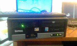ordenador Inves Pentium 4, teclado y raton