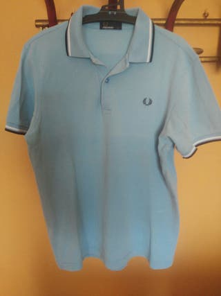 sueter, polo Fred perry.