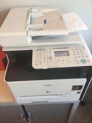 Impresora canon escaner