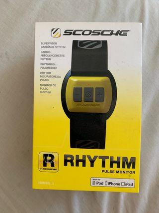 Rhythm pulse monitor