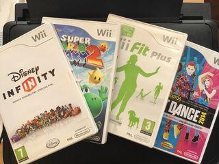 Juegos para la Nintendo Wii