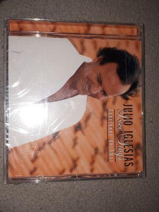 CD Julio Iglesias Canciones de amor
