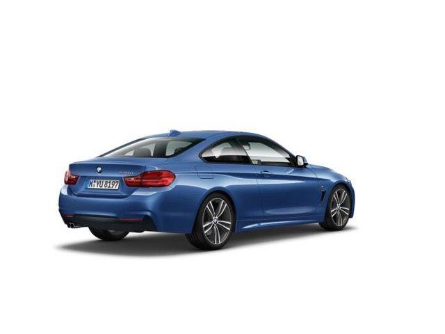 BMW 430d pack M aut