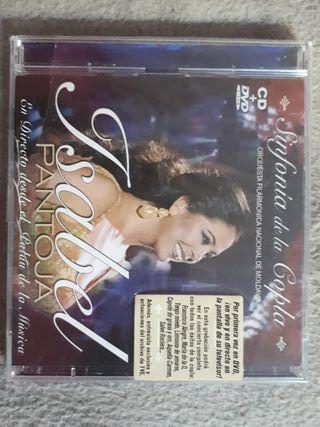 CD Isabel pantoja 'sinfonía de la copla'
