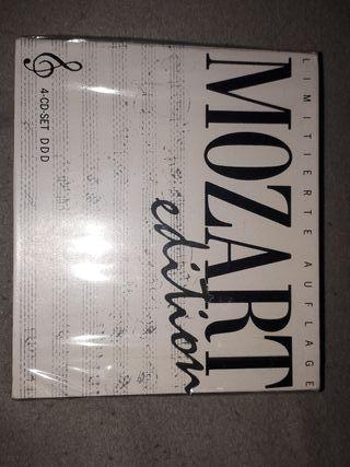 Mozart edition 4Cds
