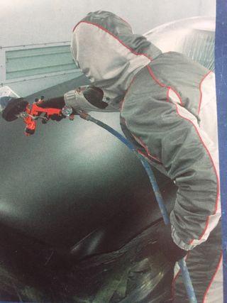 Car painter & panel beater
