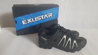 Zapatillas cicismo NUEVAS Exustar Talla 37