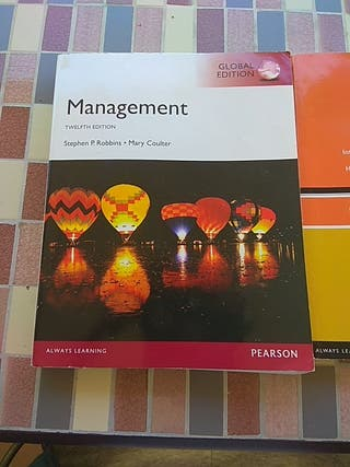 management y Pearson mes international