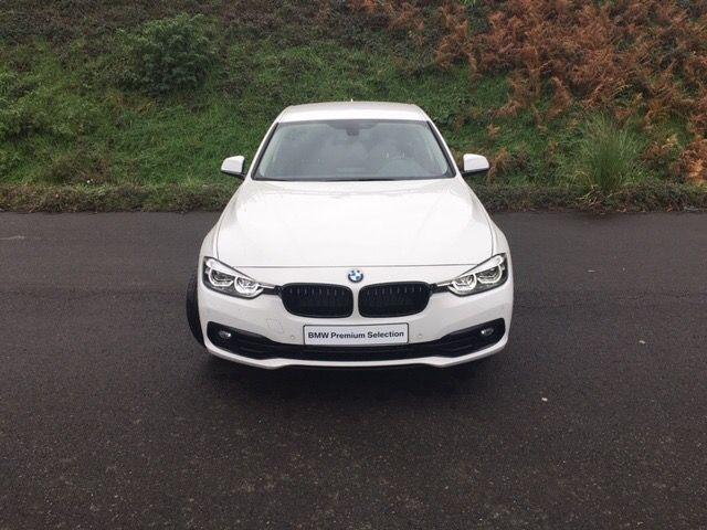BMW Serie 3 320d auto