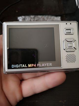 mini camara digital y mp4