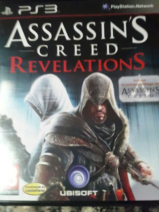 assasins creed Reveletions ps3