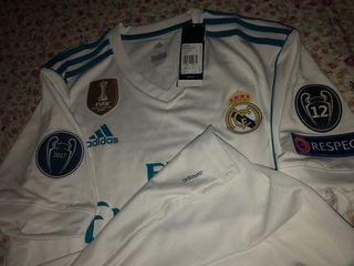 Camiseta Real madrid Adizero Player Champions