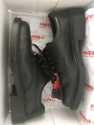 Zapatos de seguridad PANTER T 39