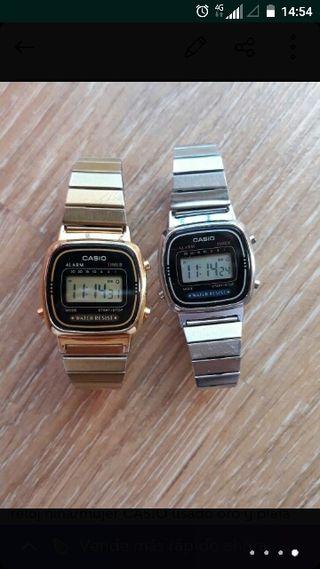 fb779ea65f97 Reloj Casio niño de segunda mano en WALLAPOP