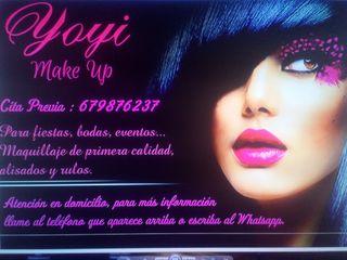 Maquilladora Aranjuez