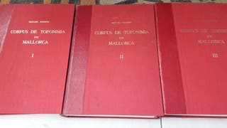 Corpus de Toponimia de Mallorca