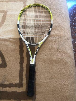 Raqueta de tenis Babolat + funda