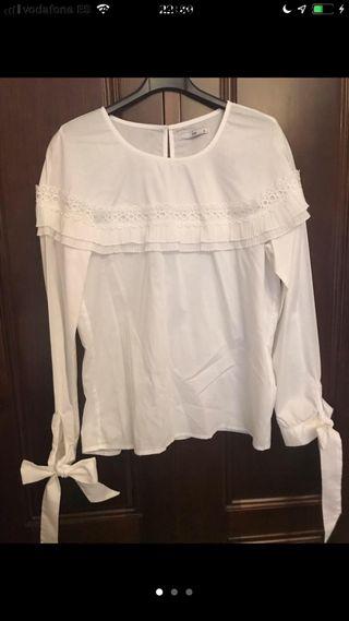 1489a23310 Camisas para mujer elegantes de segunda mano en WALLAPOP