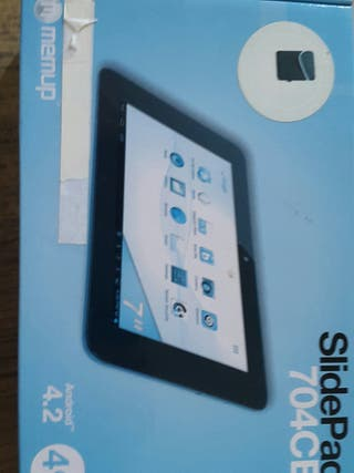 Tablet Android 4 GB.