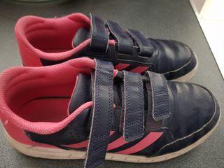 zapatillas Adidas chica