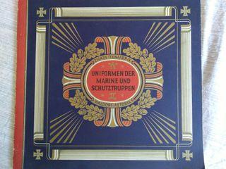 Album de cromos originales segunda guerra mundial
