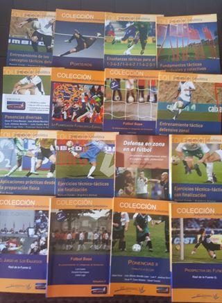 Libros fútbol entrenamiento
