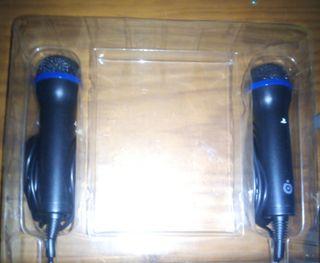 Microfonos usb ps4