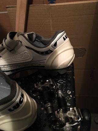 Zapatos bici spd
