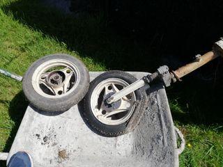 derbi ds ruedas