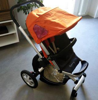 Carro de bebé - Carrito Quinny Buzz