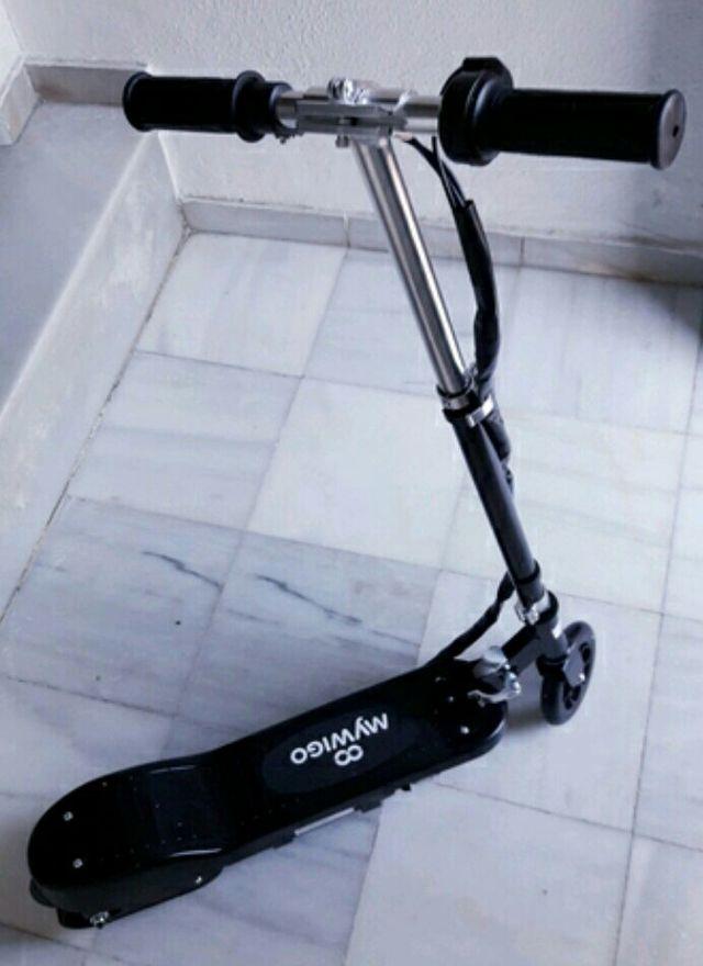 patinete eléctrico. vendo o cambio