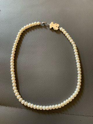 3cf839317730 Collar de perlas Tous de segunda mano en Barcelona en WALLAPOP