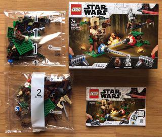 """LEGO STAR WARS 75238 """"SIN FIGURAS"""""""