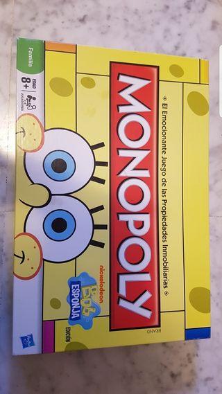 Monopoli Bob Esponja