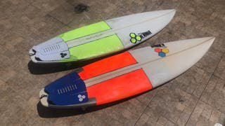Tablas de surf CHANEL ISLANDS ALL MERRICK